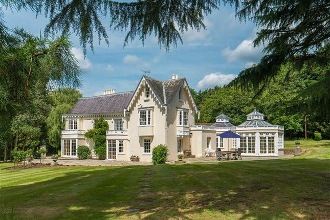 Thumbnail Country house for sale in Halstead Hill, Goffs Oak, Hertfordshire
