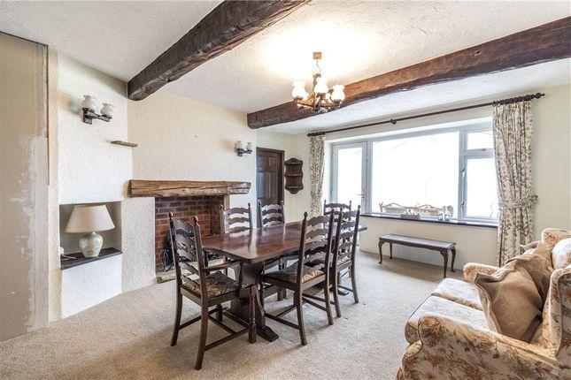 Dining Room of Moor Top, Otley, West Yorkshire LS21