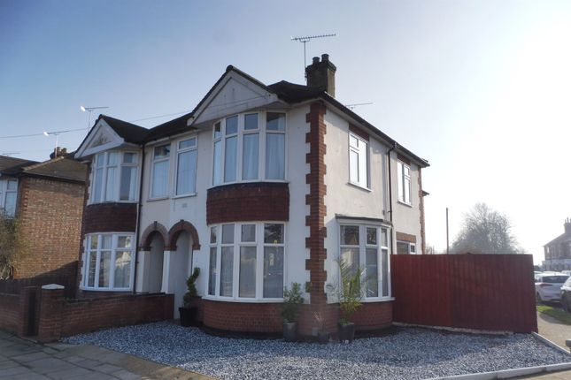 3 bed semi-detached house for sale in Felixstowe Road, Ipswich