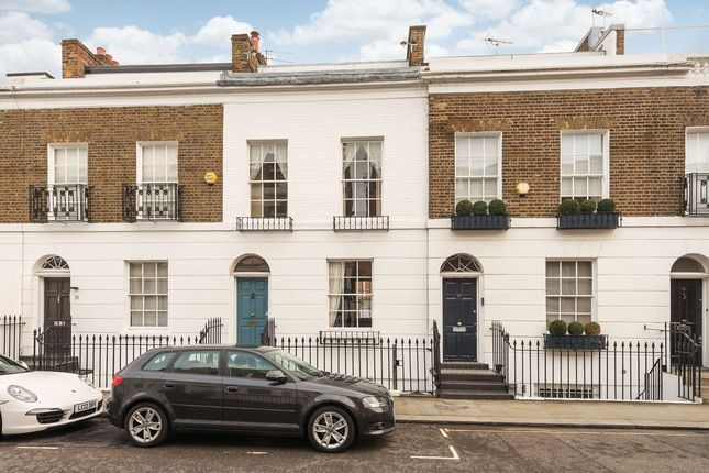 3 bed terraced house for sale in Shawfield Street, Chelsea, London
