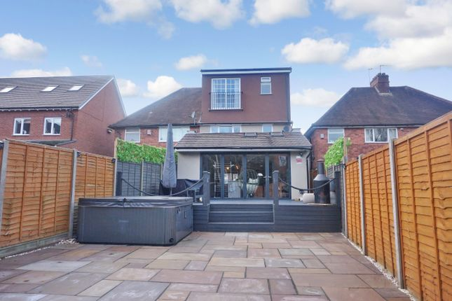 Thumbnail Semi-detached house for sale in Lower Queen Street, Sutton Coldfield