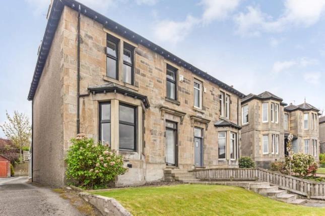 Thumbnail Semi-detached house for sale in Rosslyn Avenue, Rutherglen, Glasgow, South Lanarkshire