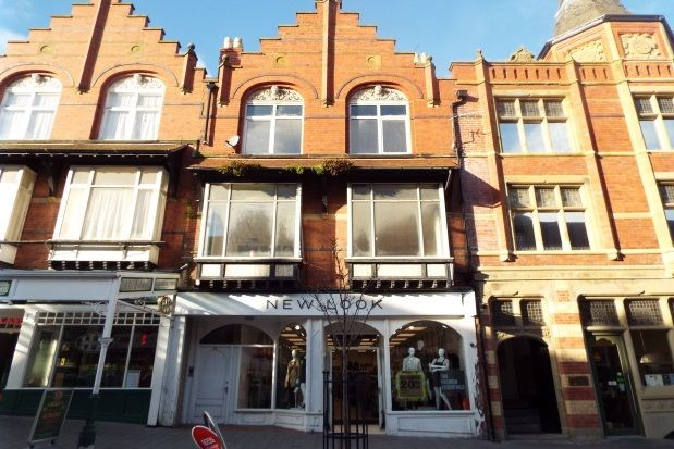 Thumbnail Flat to rent in Station Road, Colwyn Bay