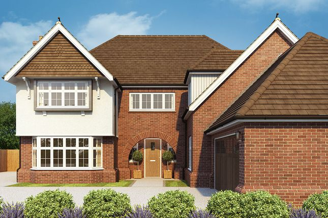 """Thumbnail Detached house for sale in """"Mulberry"""" at Burcote Road, Towcester"""
