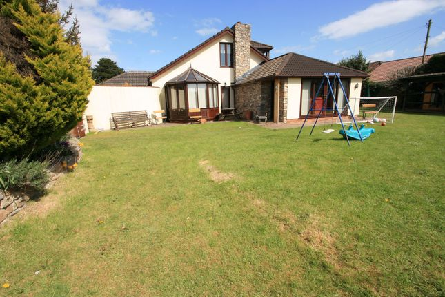 Thumbnail Detached house to rent in Front Street, Churchill, Winscombe, Somerset