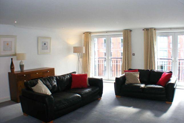 Thumbnail Flat to rent in St. Vincent Street, Edgbaston, Birmingham