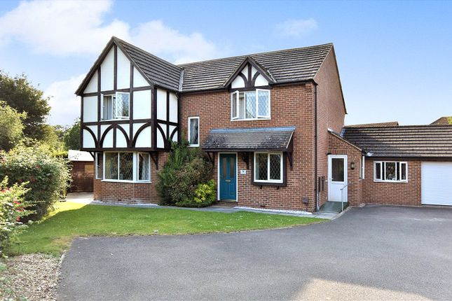 Thumbnail Detached house for sale in Westwater Way, Didcot