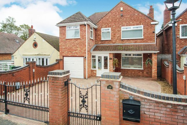 Thumbnail Detached house for sale in Imperial Avenue, Kidderminster