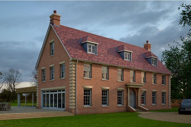Thumbnail Detached house for sale in Homington Road, Coombe Bissett, Salisbury