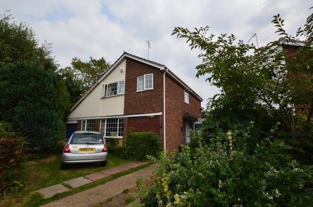 Thumbnail Detached house for sale in Leyland Drive, Kingsthorpe, Northampton, Northmptonshire