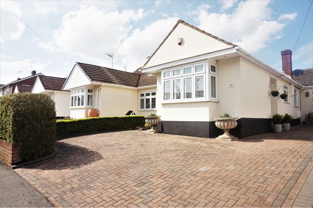 Thumbnail Semi-detached bungalow for sale in Oakfield Road, Benfleet