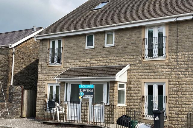 Thumbnail Flat for sale in Woodland Court, Brecon Road, Pontardawe, Swansea