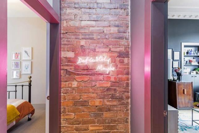 Hallway of Herschell Street, Anniesland, Glasgow G13