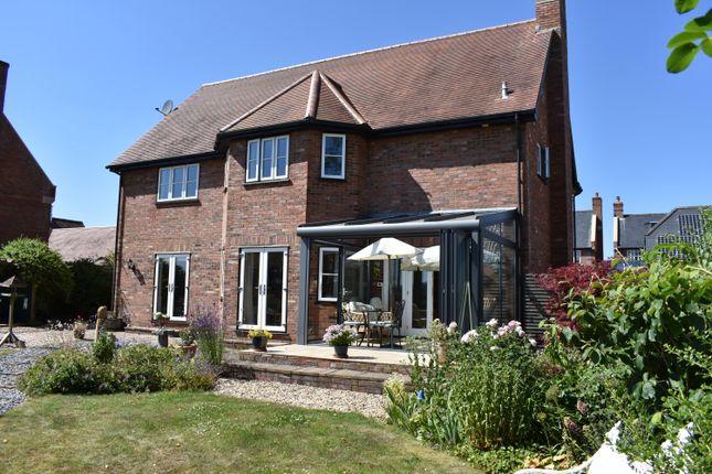 Thumbnail Detached house for sale in Woodlands, Hazelbury Bryan, Sturminster Newton, Dorset