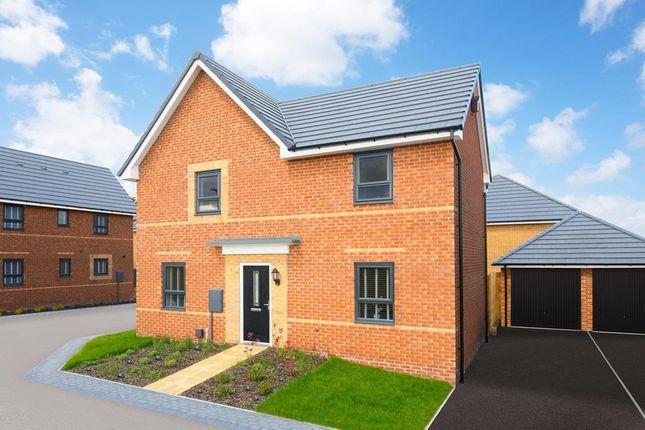 "Thumbnail Detached house for sale in ""Alderney"" at Highfield Lane, Rotherham"