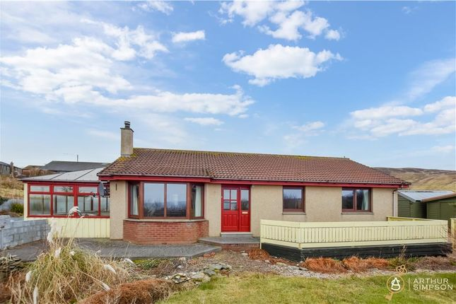 Thumbnail Bungalow for sale in Quarff, Shetland