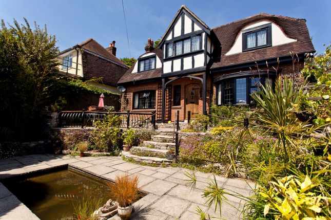 Thumbnail Detached house for sale in Glen Road, Lower Parkstone, Poole