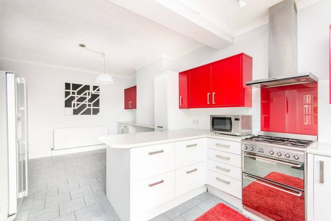 Thumbnail End terrace house to rent in Belmont Road, Beckenham