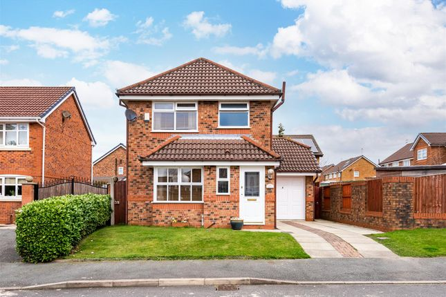 3 bed detached house for sale in Ashbury Drive, Haydock, St. Helens WA11