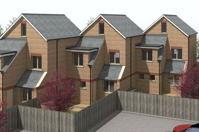 Thumbnail Terraced house for sale in Crescent Road, Cowley, Oxford
