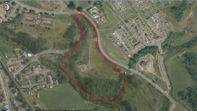 Thumbnail Land for sale in Land At Maerdy, Pontlottyn, Rhymney