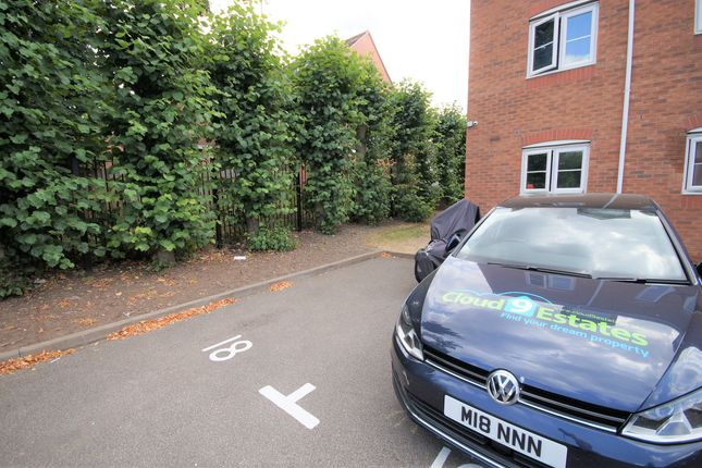 Thumbnail Flat to rent in Siddeley Avenue, Coventry