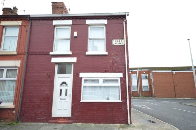 Thumbnail Terraced house for sale in Roby Street, Wavertree, Liverpool