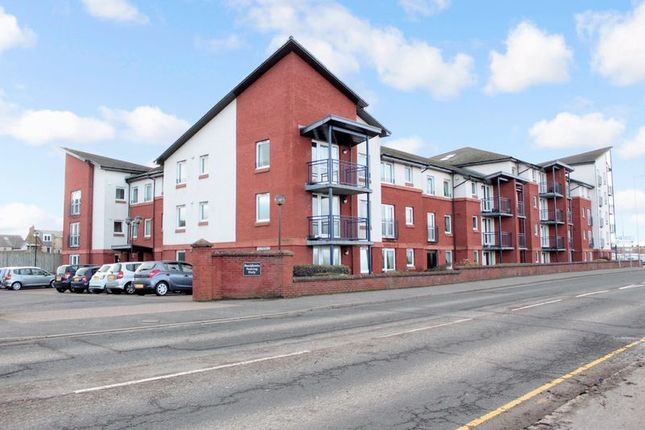 Thumbnail Flat for sale in Sanderling View, Troon
