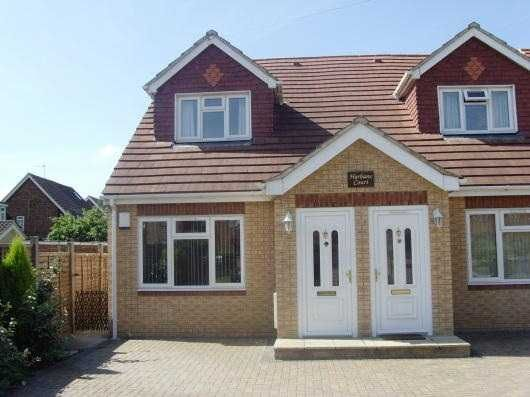 Thumbnail Property to rent in Harbans Court, Old Bath Road, Slough