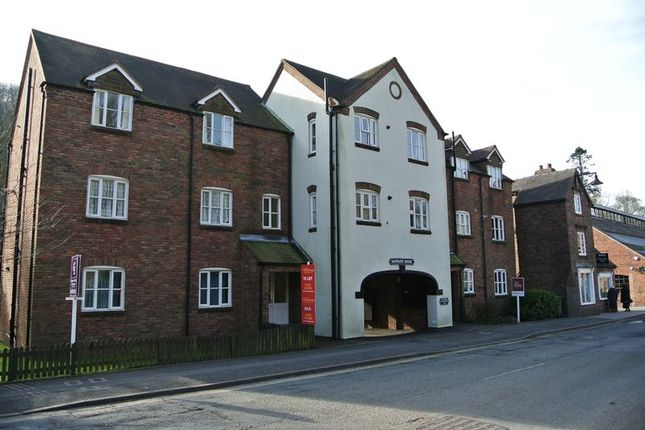 Thumbnail Flat for sale in Westgate House, Ironbridge, Telford, Shropshire.