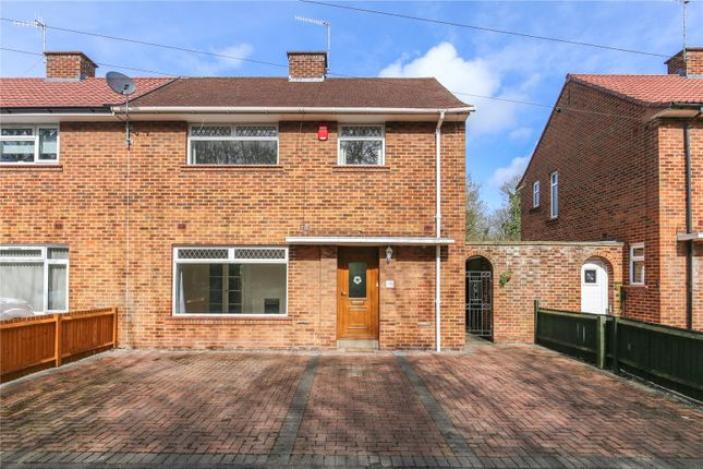 Thumbnail Semi-detached house for sale in Canford Lane, Bristol