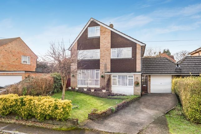Thumbnail Detached house for sale in Lowlands Crescent, Great Kingshill, High Wycombe