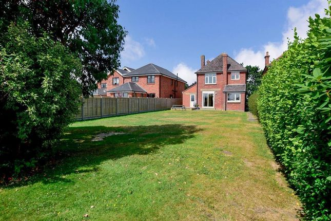 Thumbnail Detached house for sale in Palmers Road, Wootton Bridge, Ryde, Isle Of Wight