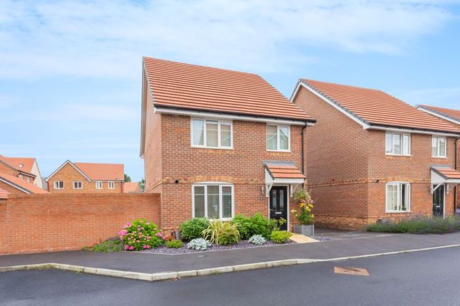 Thumbnail Detached house for sale in Marjoram Way, Didcot