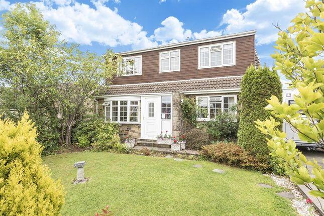 Thumbnail Bungalow for sale in Brookfield Crescent, Hampsthwaite, Harrogate