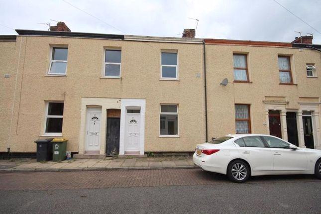 Thumbnail Terraced house to rent in Chatsworth Street, Ribbleton, Preston