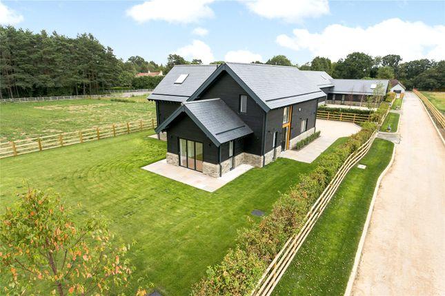 Thumbnail Detached house for sale in Redling Drive, Bovingdon, Hemel Hempstead, Hertfordshire