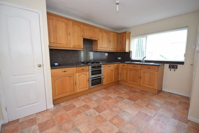 Thumbnail Terraced house to rent in Ingram Crescent, Knottingley