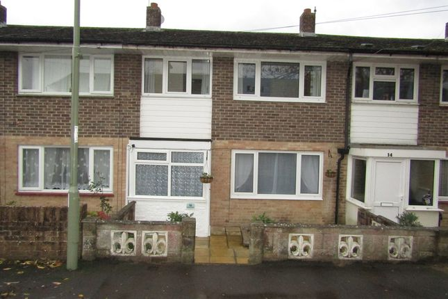 Thumbnail Terraced house to rent in Kitwood Green, Havant