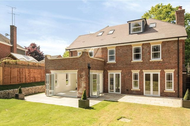 Thumbnail Detached house for sale in Larkfield House, Windlesham, Surrey