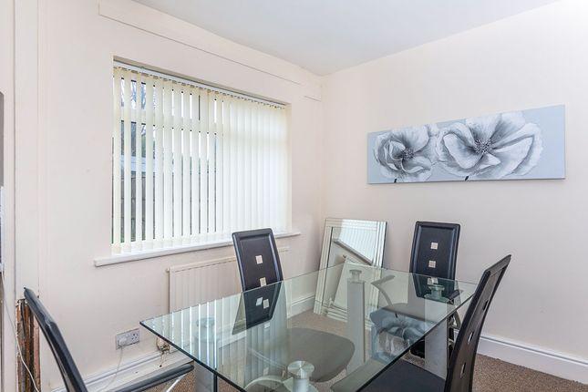 Dining Room of Beechwood Grove, Prescot, Merseyside L35