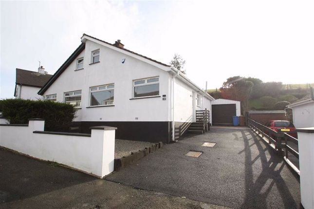 Thumbnail Semi-detached bungalow for sale in Craigs Road, Ballynahinch, Down