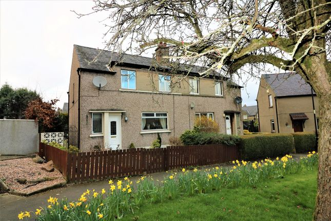 Thumbnail Semi-detached house for sale in Whins Road, Stirling
