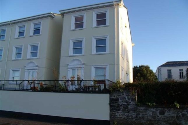 Thumbnail Flat to rent in Litchdon Street, Barnstaple