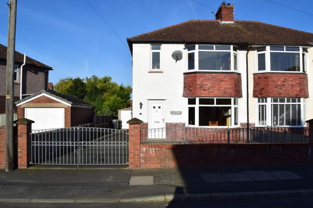 Thumbnail Semi-detached house to rent in Skiddaw Road, Carlisle