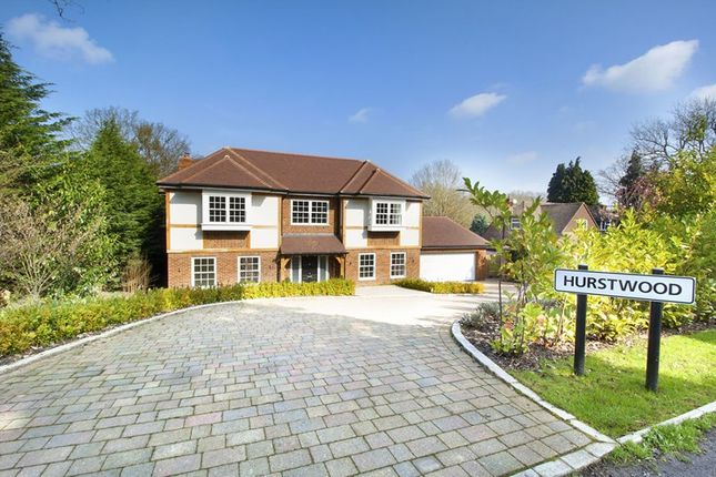 Thumbnail Detached house for sale in Forest Drive, Kingswood, Tadworth