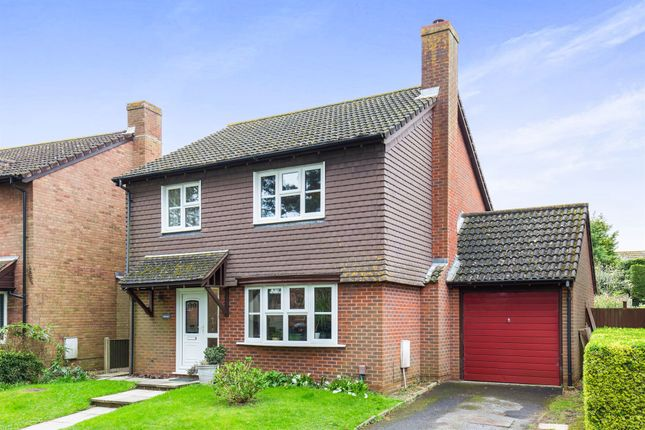 Thumbnail Detached house for sale in Crispin Close, Locks Heath, Southampton
