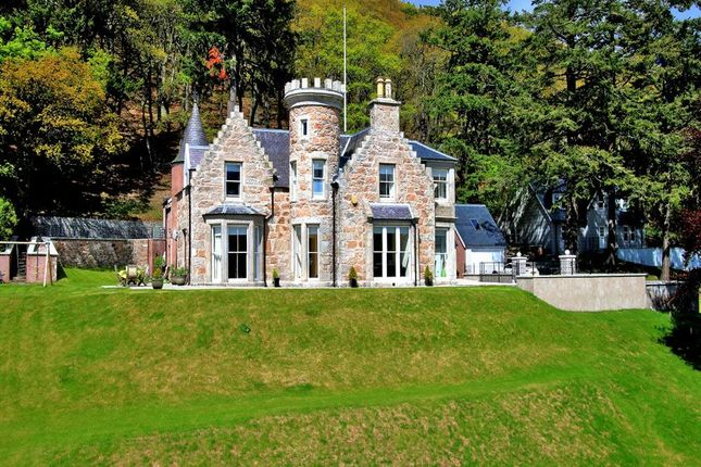 Thumbnail Detached house for sale in Braemar Road, Ballater