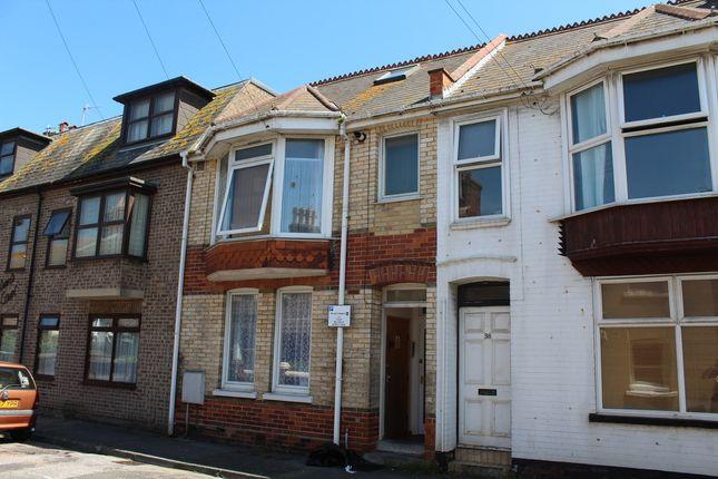 Thumbnail Flat to rent in Brownlow Street, Weymouth