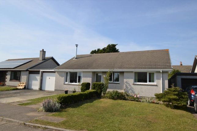 Thumbnail Bungalow for sale in Angevran Meadow, Cubert, Newquay, Cornwall